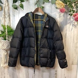 THE NORTH FACE Reversible 550 Down Puffer Coat